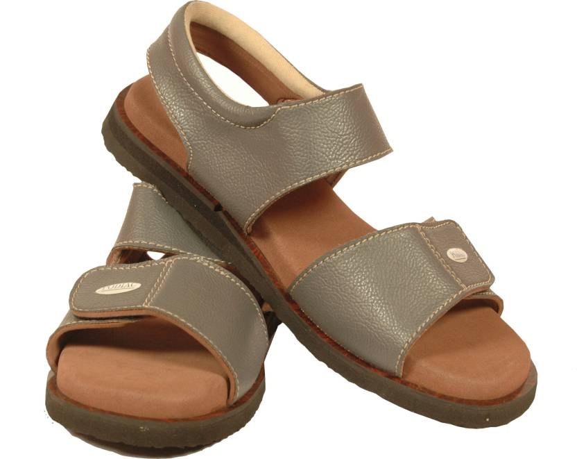 d1dfd5d4024 PODIAC Women DIABETIC FOOTWEAR GREY SANDALS ELITE Casual - Buy PODIAC Women  DIABETIC FOOTWEAR GREY SANDALS ELITE Casual Online at Best Price - Shop  Online ...