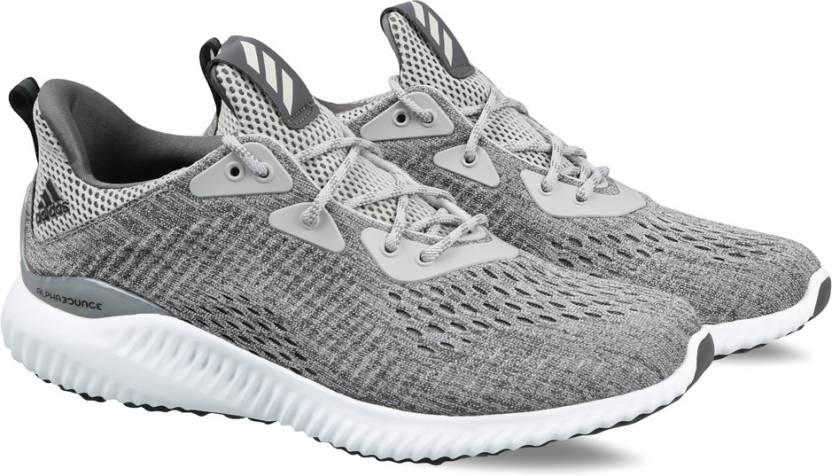 ff252eaee ADIDAS ALPHABOUNCE EM M Running Shoes For Men - Buy GREFIV GRETWO ...