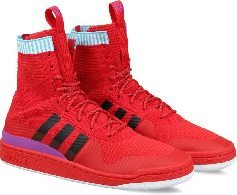 huge discount e1743 6c609 ADIDAS ORIGINALS FORUM WINTER PK Sneakers For Men (Multicolor)