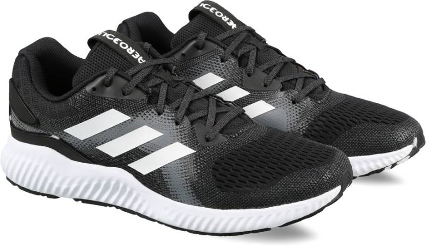 uk availability 9edfc a271d ADIDAS AEROBOUNCE ST M Running Shoes For Men (Black)