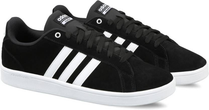 adidas neo del vantaggio delle scarpe da tennis gli uomini comprano cblack / ftwwht