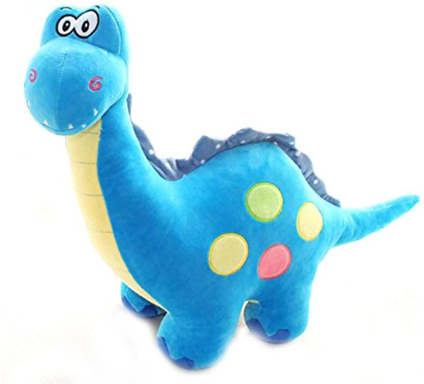 Tickles Soft Cartoon Cuddly Large Dinosaur Dragon Colourful Plush