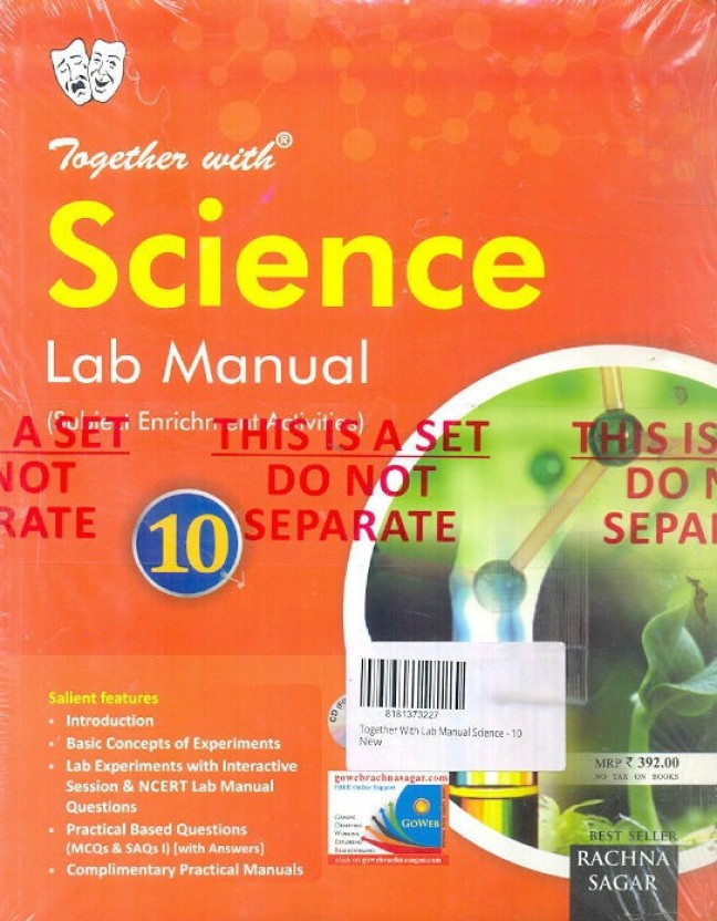 9th class candid science lab manual array together with science lab manual term i u0026ii class 10 buy together rh flipkart fandeluxe Choice Image