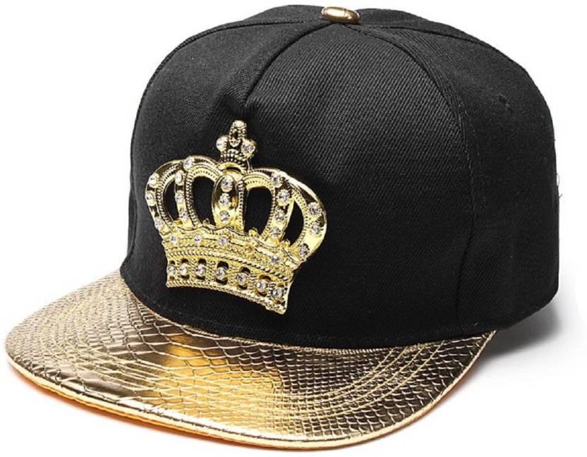 c7e8a23fa65 HANDCUFFS Mens Womens Snapback Hat KING Crown Baseball Caps Adjustable Hip  Hop Hats Black Summer Peaked Rhinestone Crystal Sun Cap Cap - Buy HANDCUFFS  Mens ...