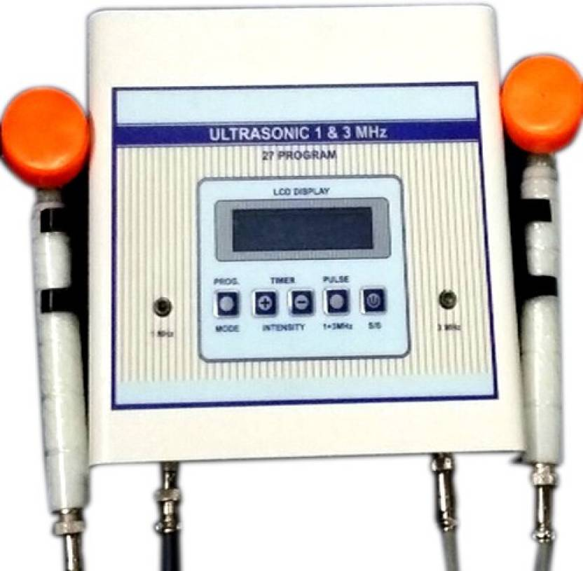 PHYSIOGEARS ULTRASONIC MACHINE WITH 27 PROGRAME PHYSIOTHERAPY