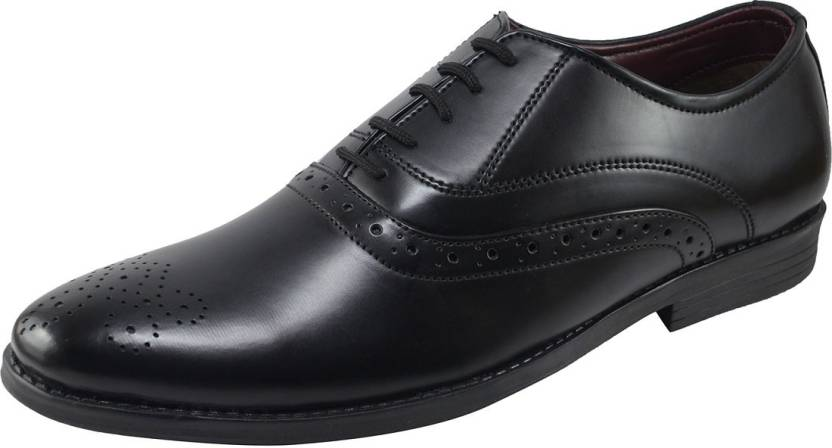 5d6d87e6c6dc Vonzo Oxford Dress Shoes for Men - Formal Synthetic Leather Shoes ...