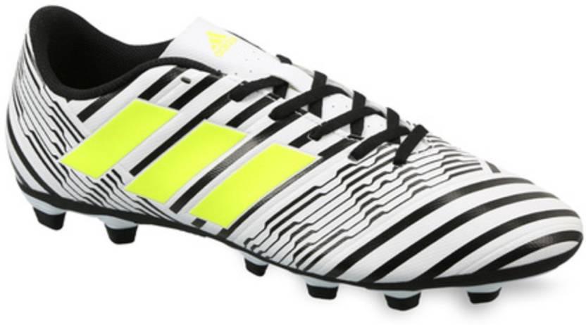 bcb9c3d6196 ADIDAS NEMEZIZ 17.4 FXG Football Shoes For Men - Buy ADIDAS NEMEZIZ ...