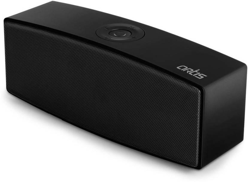 Buy Artis Bt81 Portable Bluetooth Speaker With Usb Microsd Card Aux
