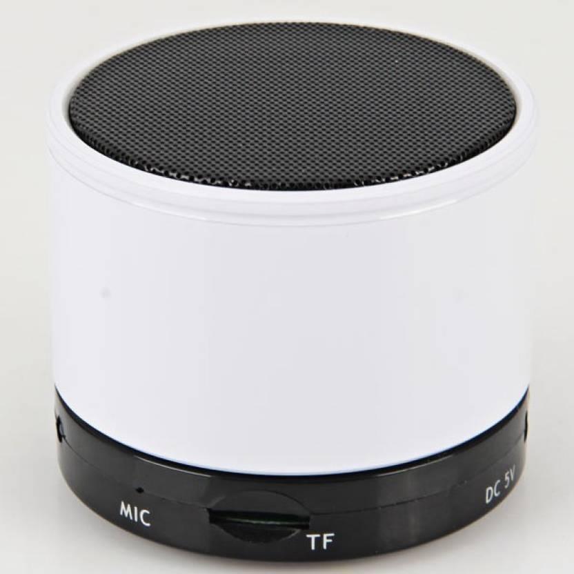 Fellkon Accer mobile compatible s10 WHT 1 3 W Portable Bluetooth Home Audio  Speaker (White, 2.1 Channel)