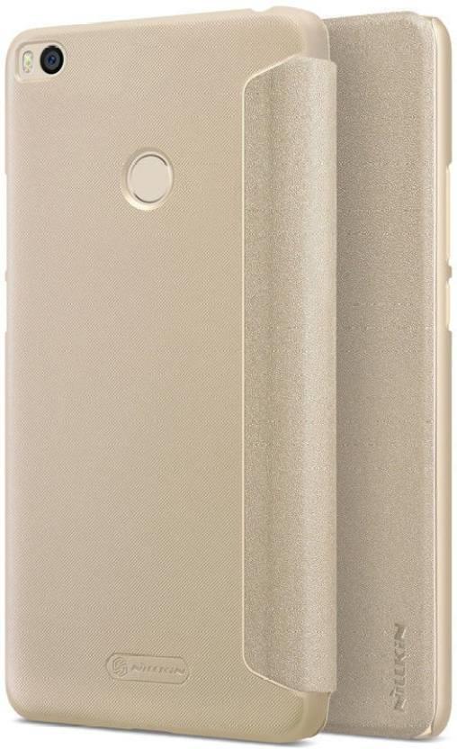 huge discount 33d36 a93de Nillkin Flip Cover for Xiaomi Mi Max 2 Sparkle Flip Leather ...