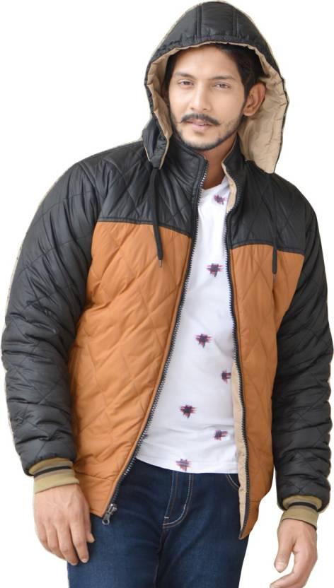 266f5965b American Indigo Full Sleeve Solid Men's Jacket