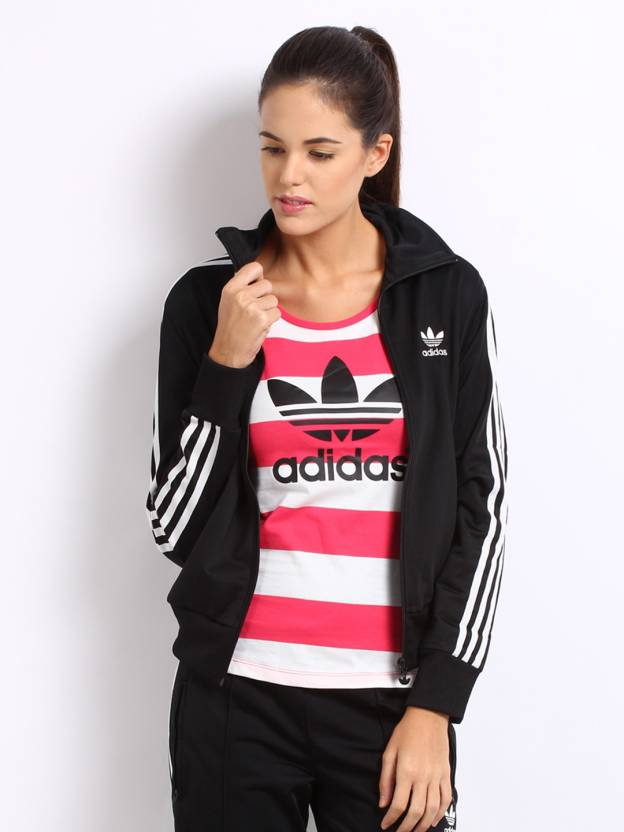 aac165f9b ADIDAS ORIGINALS Full Sleeve Solid Women's Non-quilted Jacket - Buy ...