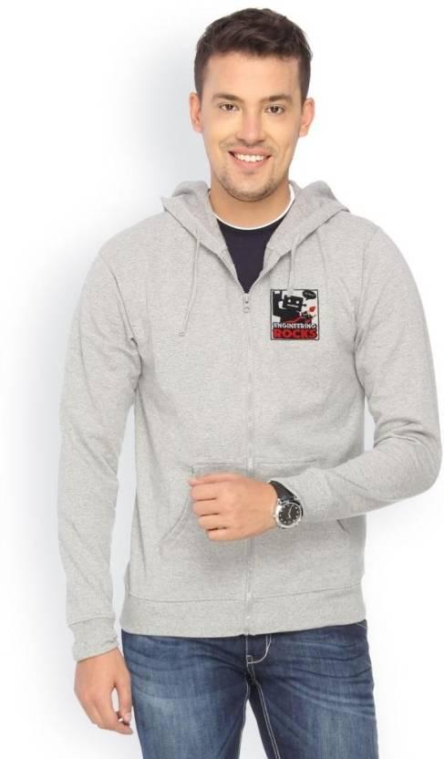 Upto 65% off On Turtleneck Tops & Jackets By Flipkart | Campus Sutra Full Sleeve Solid Men's Fleece Jacket @ 719