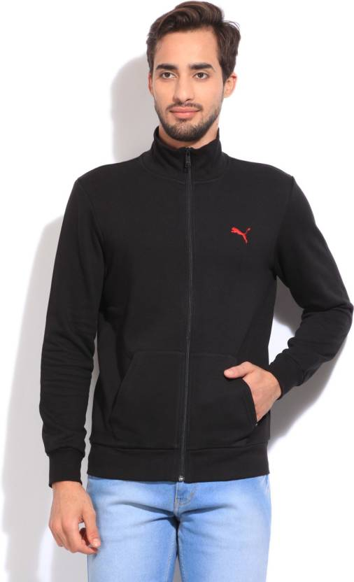 Puma Full Sleeve Solid Men's Jacket