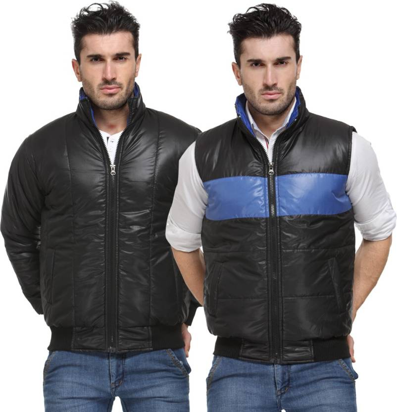 TSX full sleeves solid men's jacket