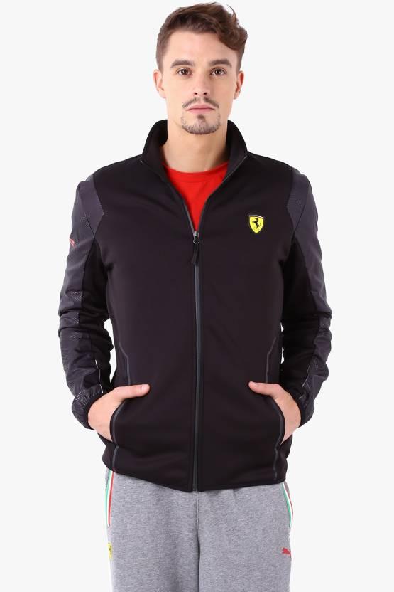 bb13b7eff Puma Half Sleeve Solid Men's Jacket