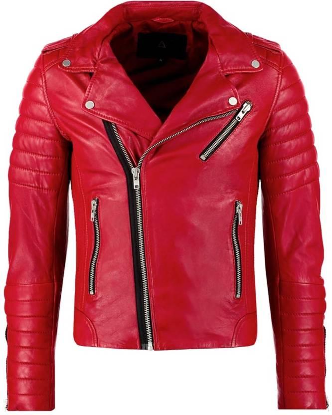 089e1df19b47 Bag Jack Full Sleeve Animal Print Men's Jacket - Buy Red Bag Jack Full  Sleeve Animal Print Men's Jacket Online at Best Prices in India    Flipkart.com
