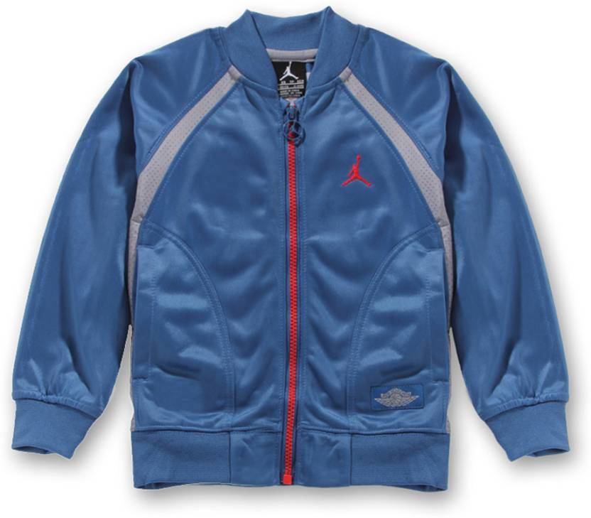 detailed look 412e4 e9ad5 Jordan Kids Full Sleeve Solid Boys Quilted Jacket - Buy True Blue-142 Jordan  Kids Full Sleeve Solid Boys Quilted Jacket Online at Best Prices in India  ...