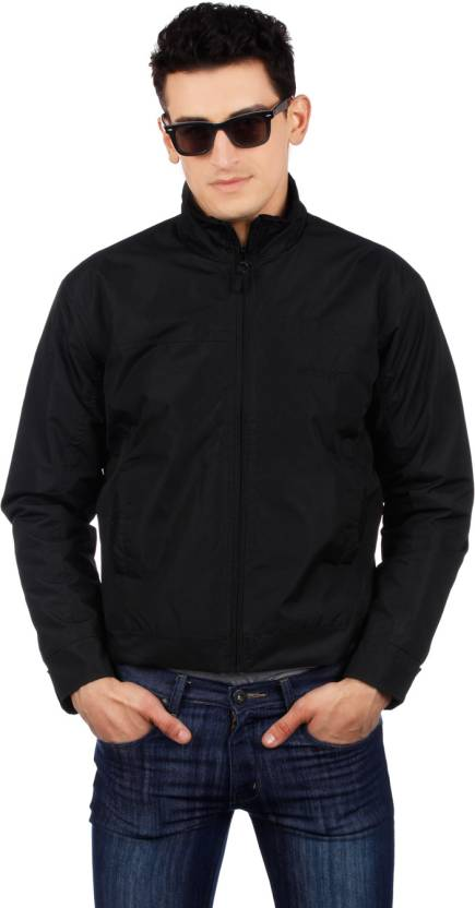 0137e6f87 Wildcraft Full Sleeve Solid Men's Light Quilted Jacket
