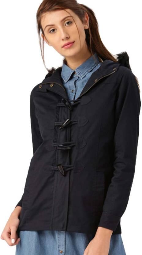 a72e7f399ce Dressberry Full Sleeve Solid Women's Jacket