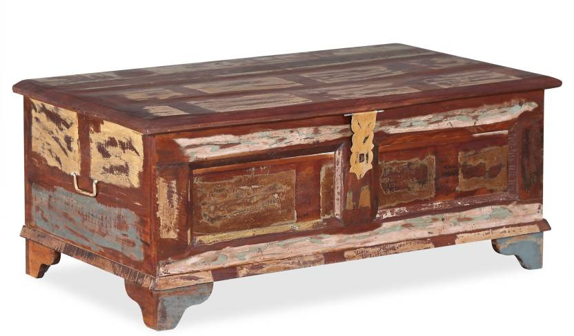 Furnspace Sandy Trunk Coffee Table Solid Wood Coffee Table Price