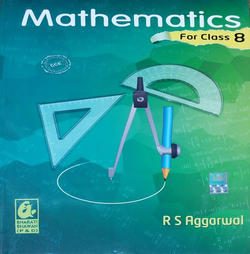 Mathematics for Class - 8 price comparison at Flipkart, Amazon, Crossword, Uread, Bookadda, Landmark, Homeshop18