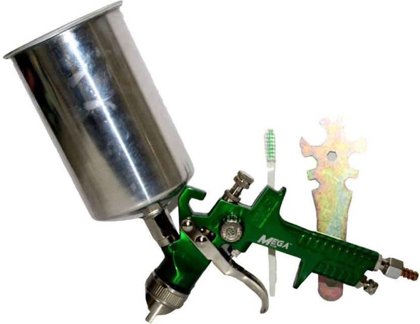 2097205a07e Digital Craft MAGA MP-HVLP827B Air Paint Spray Gun Auto Car Detail Touch Up Paint  Sprayer Spot Repair. HVLP HVLP Sprayer (Green