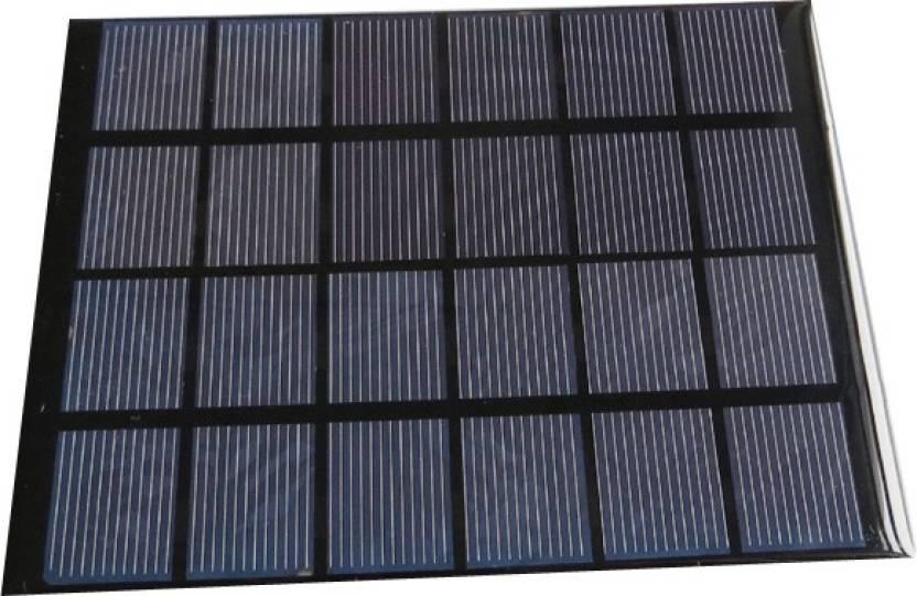 Futaba 6V 2W 330mA Mini monocrystalline polycrystalline Solar Panel