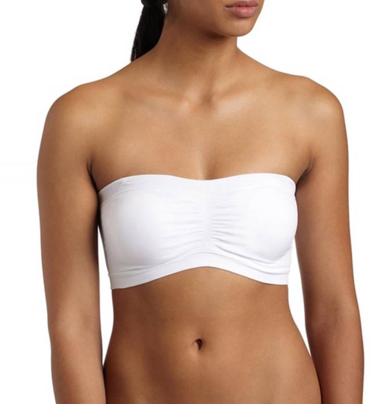 bc8aaf4c42c Freckles Women Tube Lightly Padded Bra - Buy Freckles Women Tube ...