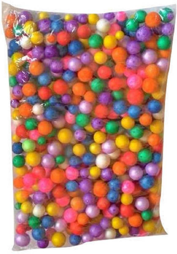 JADO Multicolor COLORFUL THERMOCOL BALLS