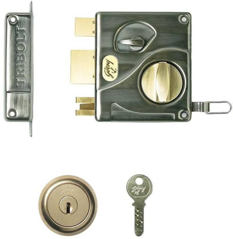 aceea76e509 Godrej Ultra Tribolt 1 CK Antique Brass Lock - Buy Godrej Ultra ...