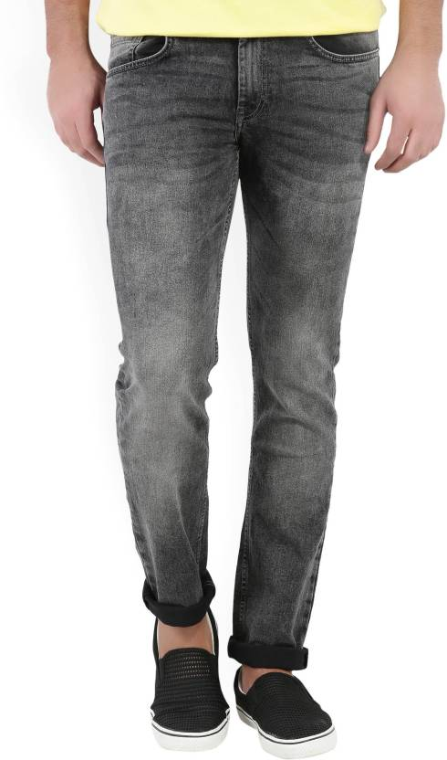V Dot By Van Heusen Slim Men Black Jeans Buy Blue V Dot By Van