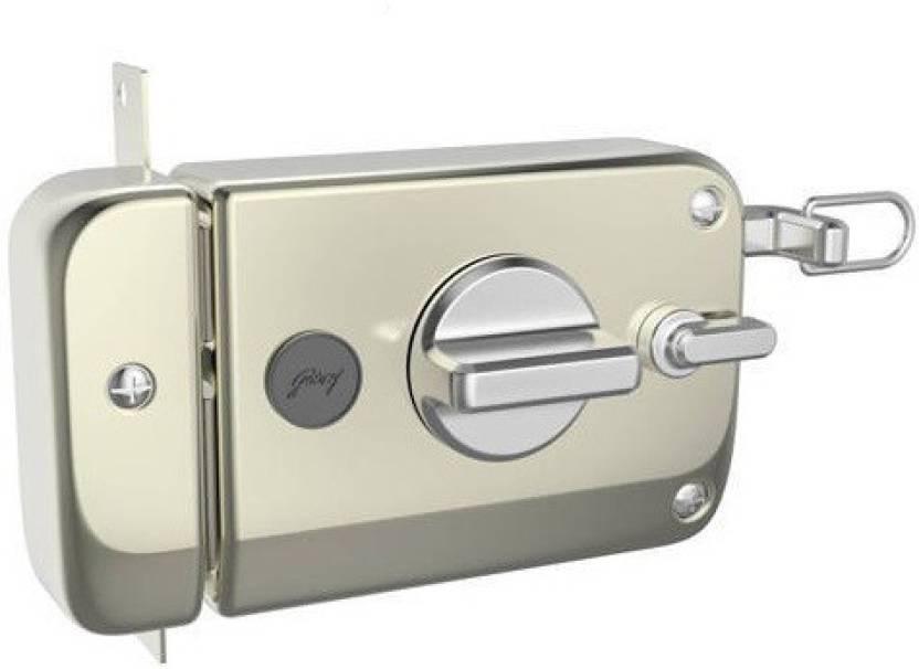 Godrej Ultra-Xl+ Twinbolt 1Ck Outside Opening Lock - Buy
