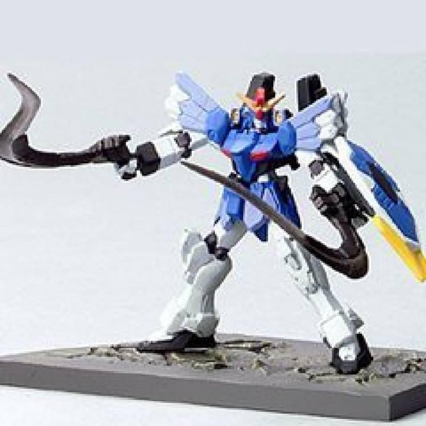 Bandai Gundam Collection Dx3 Gundam Sandrock Kai Ew Heat Show Tell