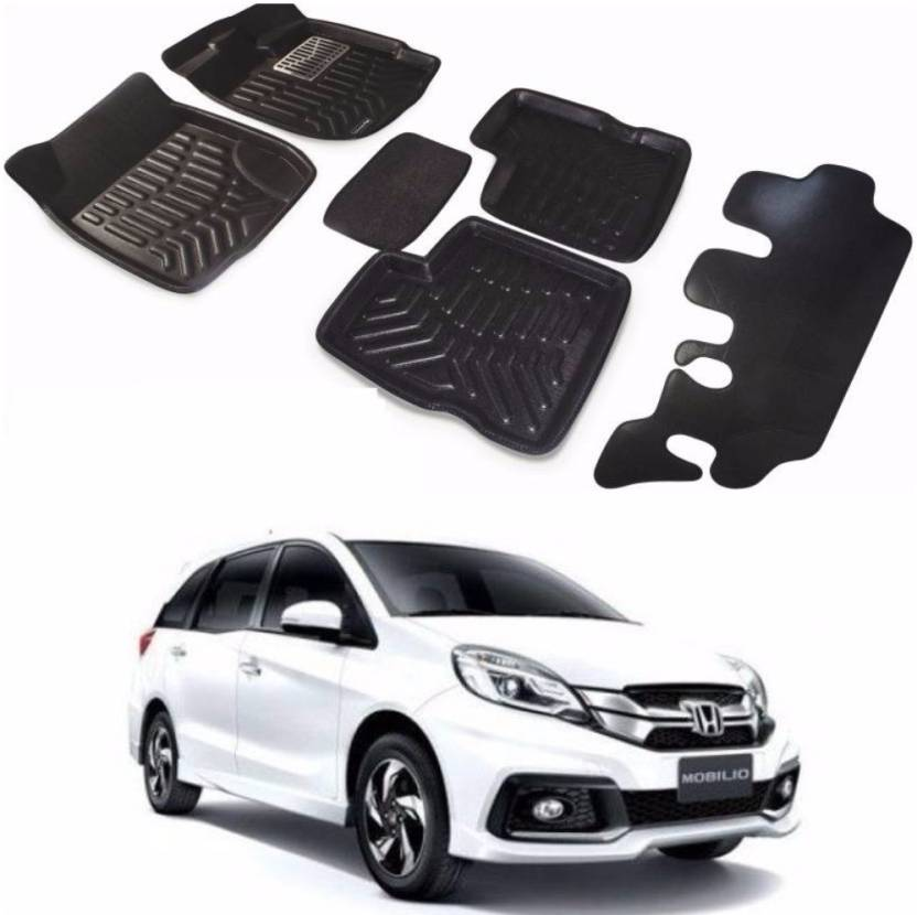 Auto Garh Plastic 3d Mat For Honda Mobilio Price In India Buy Auto