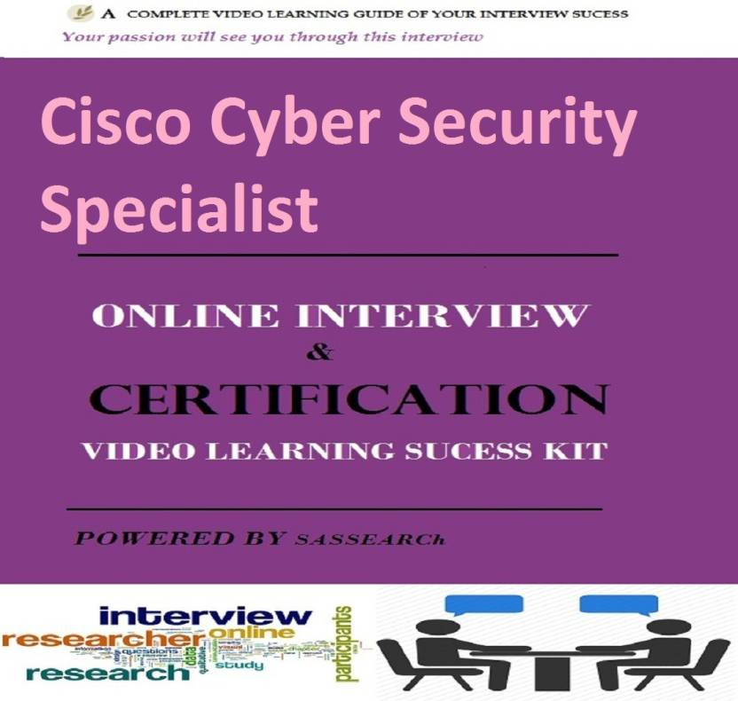 Sapsmart Cisco Cyber Security Specialist Online Certification