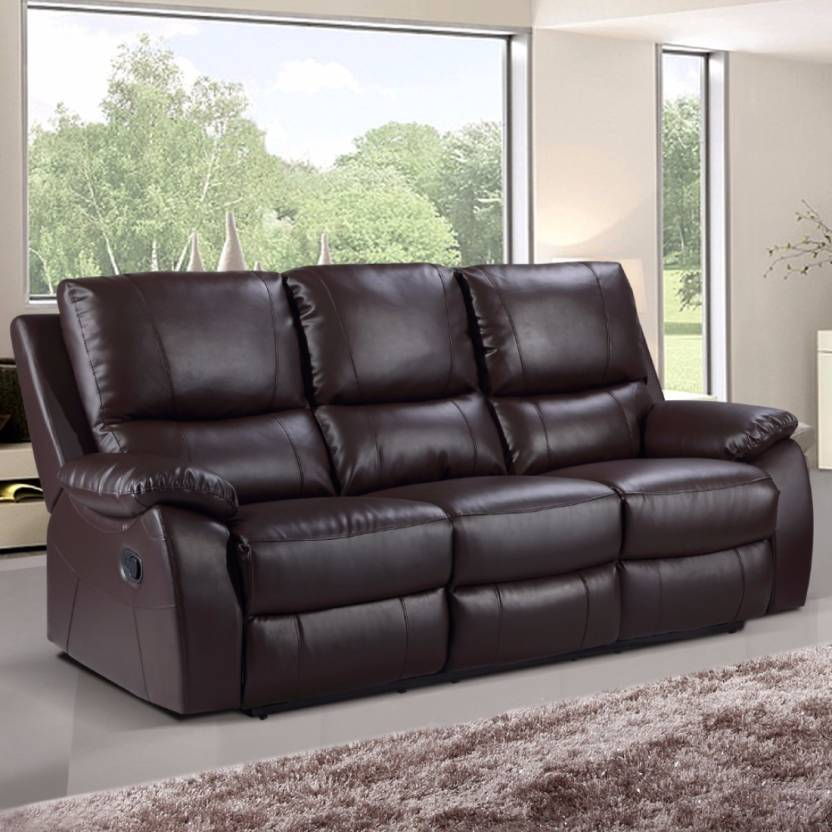 Furny Leatherette Manual Recliners Price In India Online At Flipkart