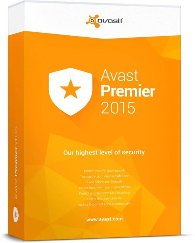 Avast premium key
