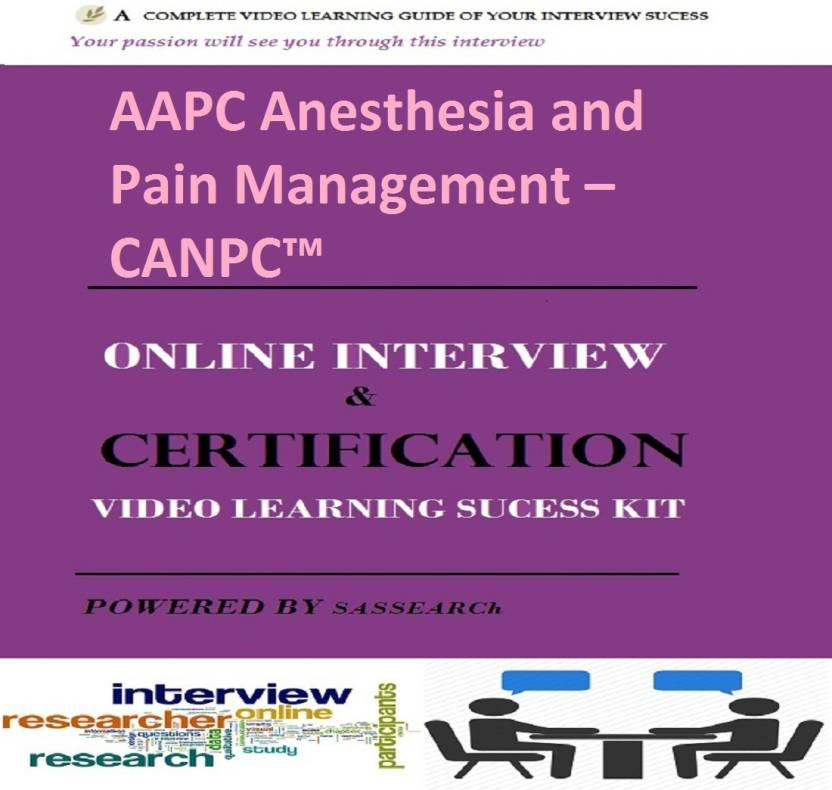 Sapsmart Aapc Anesthesia And Pain Management Canpc Online
