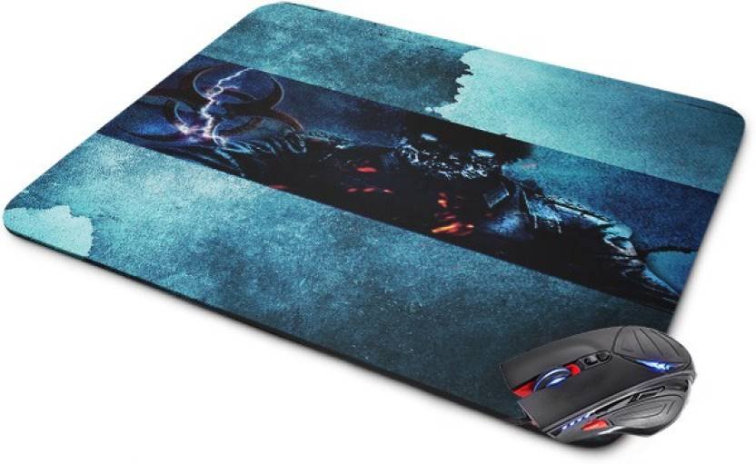 Mugs4You Ghost Rider 3D design Mousepad for Computer, PC, Laptop