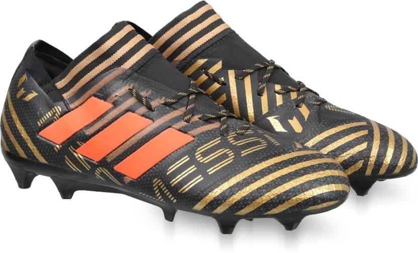 ad79bbf94 ADIDAS NEMEZIZ MESSI 17.1 FG Football Shoes For Men - Buy CBLACK ...