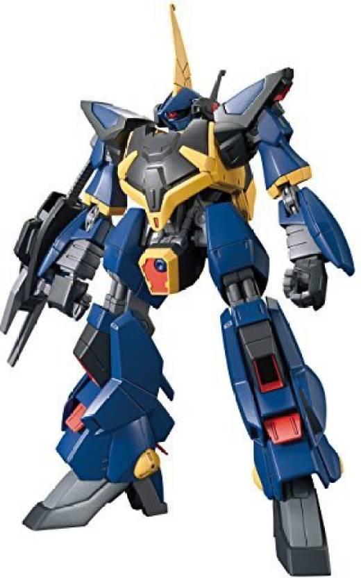 Bandai Hobby Barzam Zeta Gundam Hguc 1 144 Scale Figure (Multicolor)