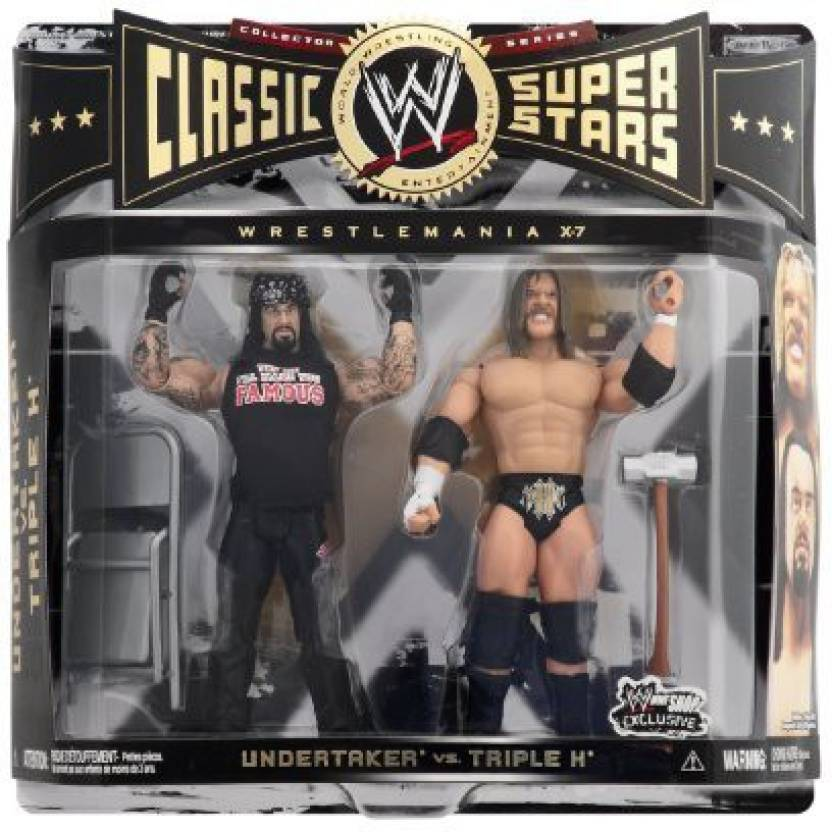 Jakks Wwe Classic Superstars Collector Series Wrestlemania X