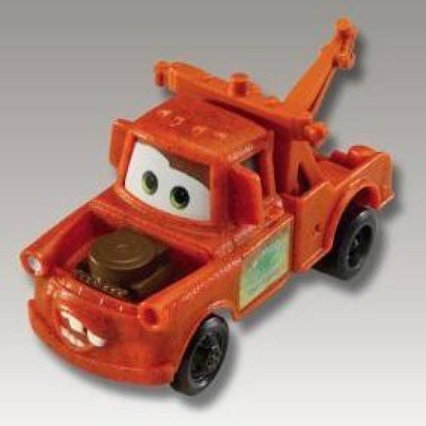 Mcdonald S 2006 Mcdonalds Happy Meal Toy Disney Pixar Film Cars 2