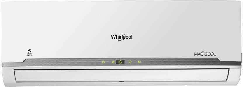 Whirlpool 1.5 Ton 5 Star BEE Rating 2017 Split AC  - White, Black  (1.5T MGCL ROYAL 5S, Aluminium Condenser)