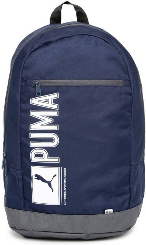 1087f28776 Puma Pioneer 25 L Laptop Backpack Navy Blue - Price in India ...