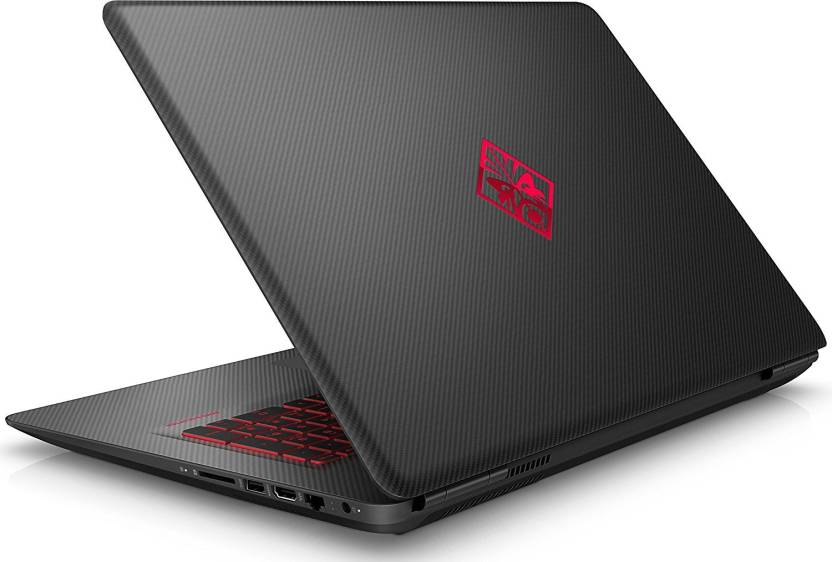 HP OMEN Core i7 7th Gen - (16 GB/1 TB HDD/512 GB SSD/Windows 10 Home/4 GB Graphics) 15-X7R21AV Gaming Laptop(15.6 inch, Black, 2.7 kg)
