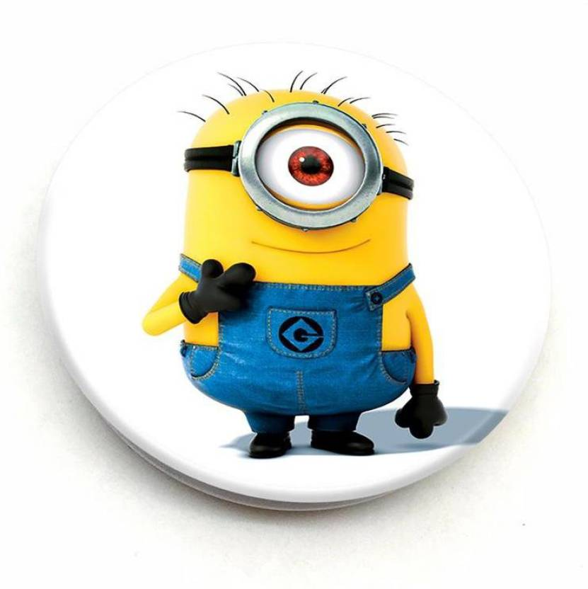 crazyink stuart the minion mobile holder price in india buy