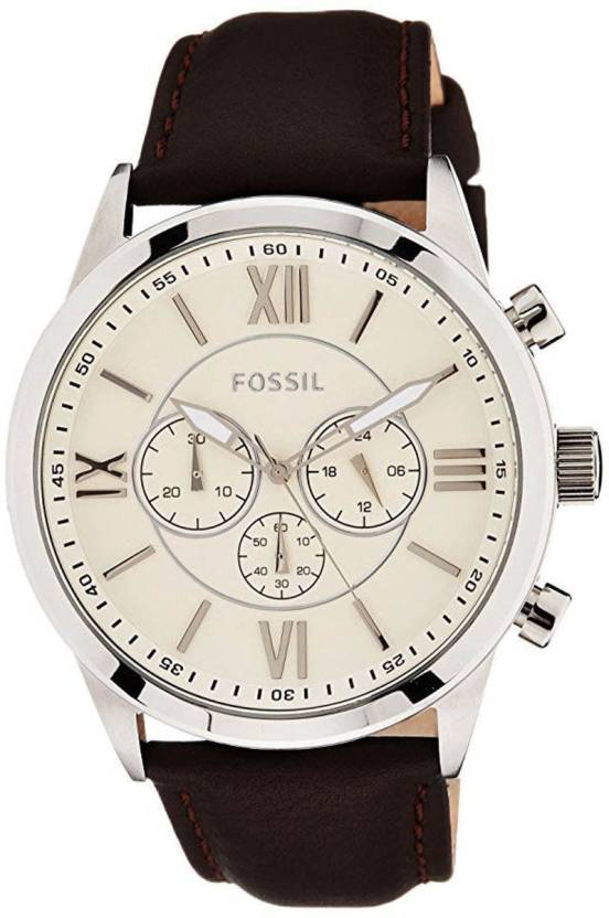 Fossil BQ1129I Watch - For Men