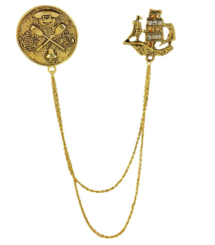 Ammvi Creations Sailor's Badge and Vessel Charm Exclusive
